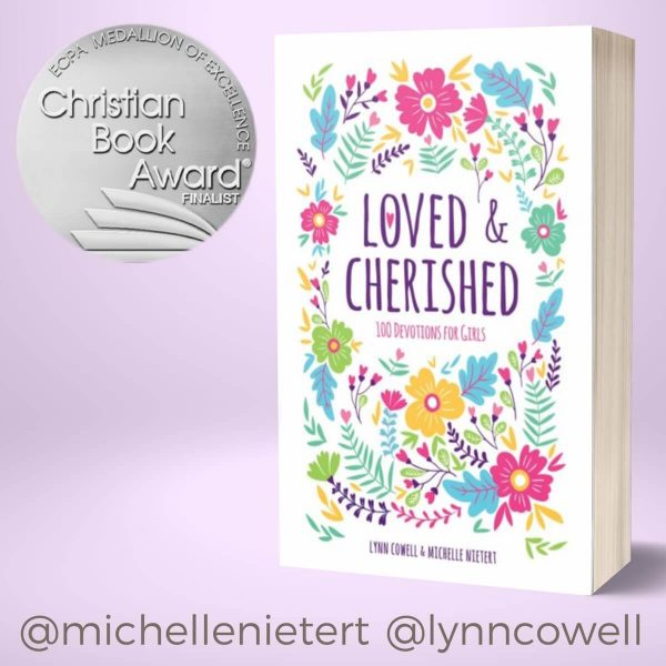 ECPA Medallion of Excellence Christian Book Award Finalist